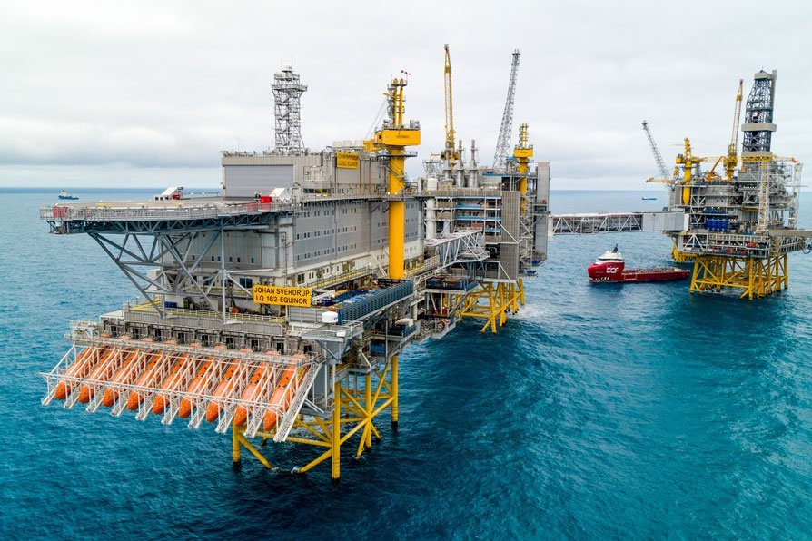 Increased phases 1 & 2 plateau rates and accelerated ramp up at Johan Sverdrup