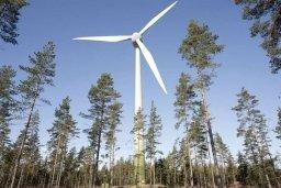 Finland MLK windfarm