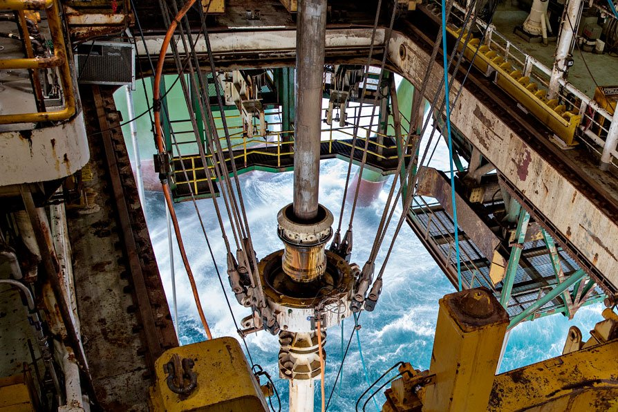 Oil and gas discoveries at Evra and Iving exploration well