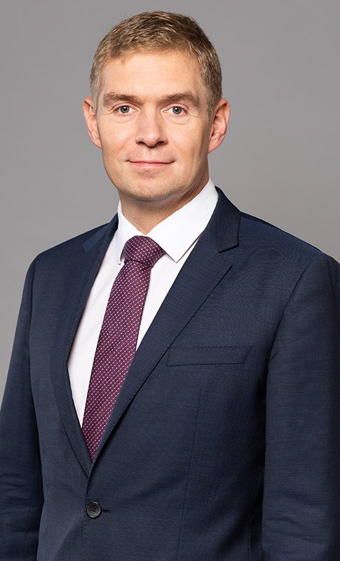 Teitur Poulsen - Chief Financial Officer