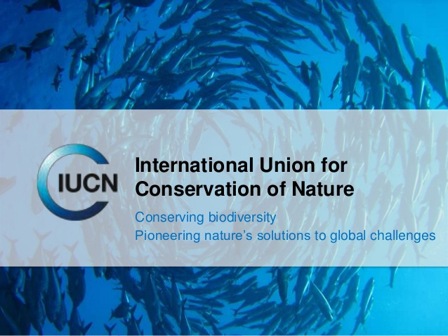 Biodiversity - IUCN