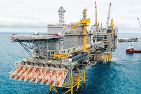 Lundin Energy - Where we operate - Johan Sverdrup