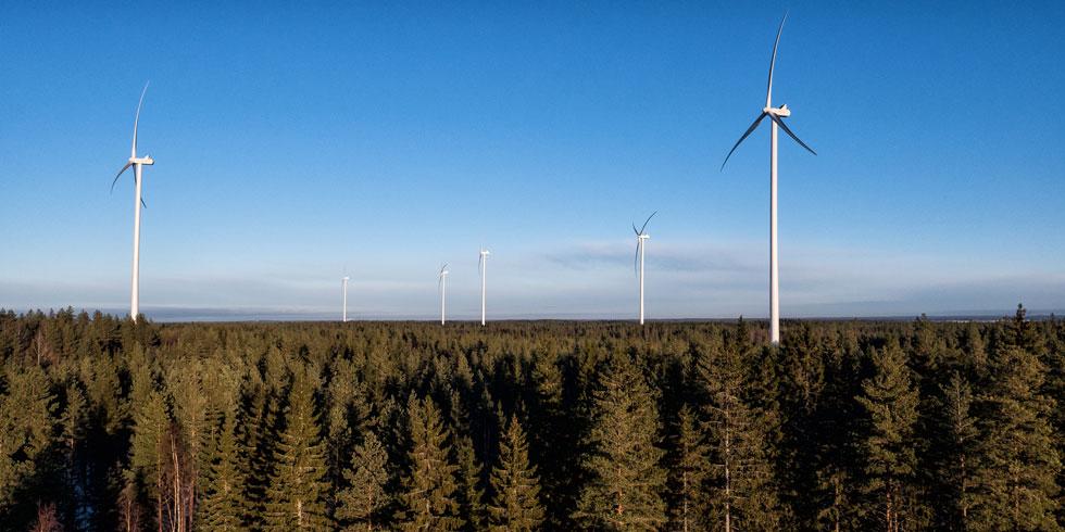 Metsälamminkangas wind farm project - MLK