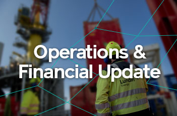 Operations & Financial Update Presentation