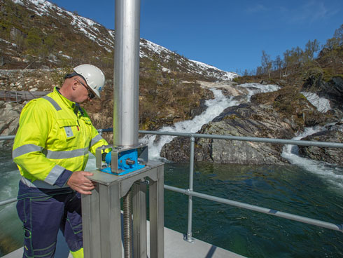 Renewables projects - Leikanger operations