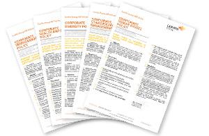 Governance - policies and procedures