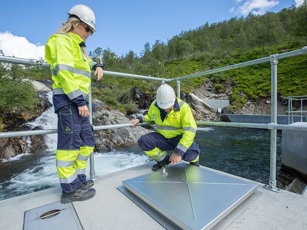 Leikanger hydropower project - Decarbonisation