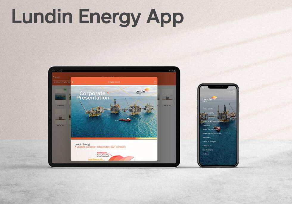 Lundin Energy App