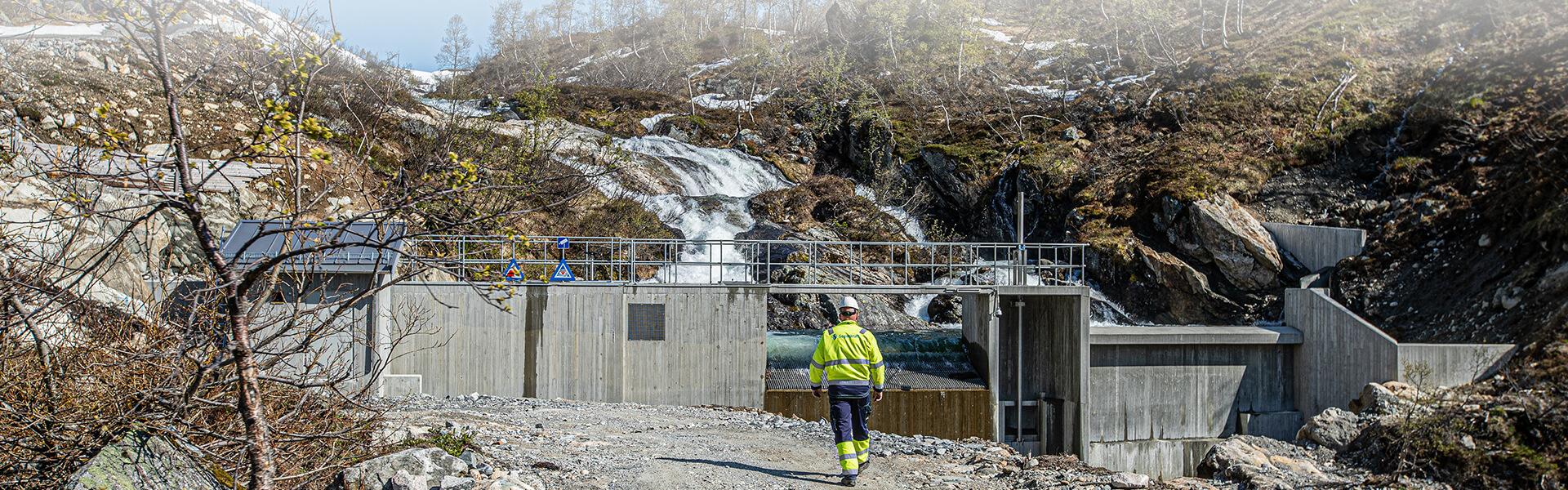 Lundin Energy - Renewable Propject - Leikanger