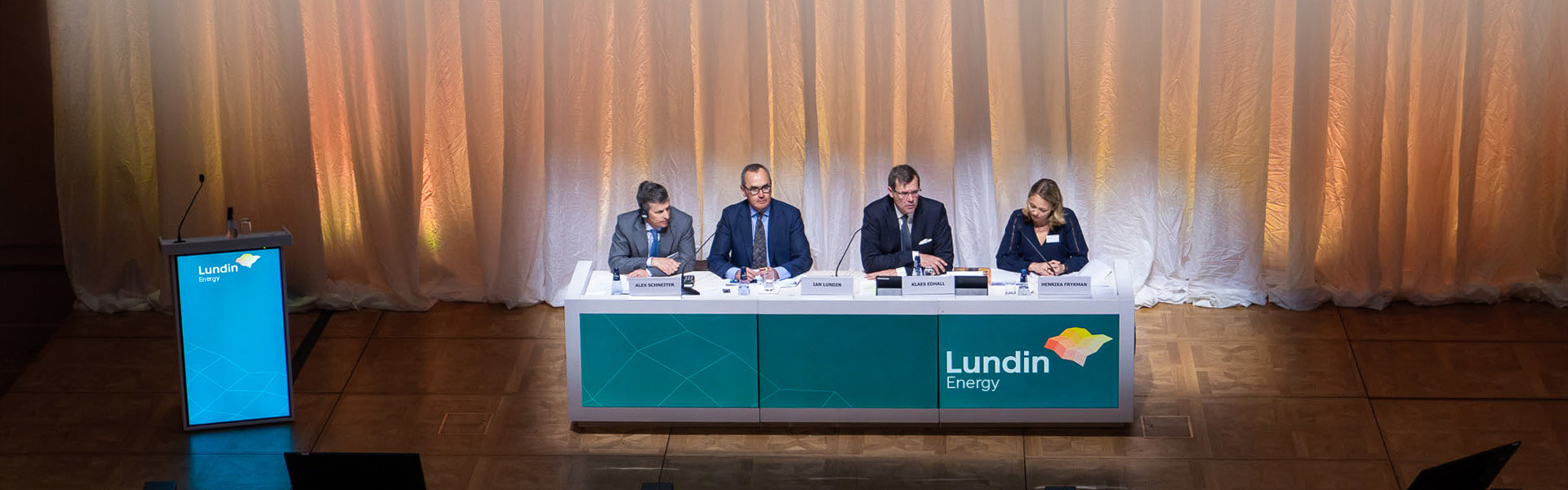 Lundin Energy shareholder meetings