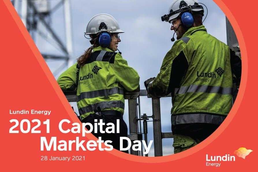 Lundin Energy Capital Markets Day