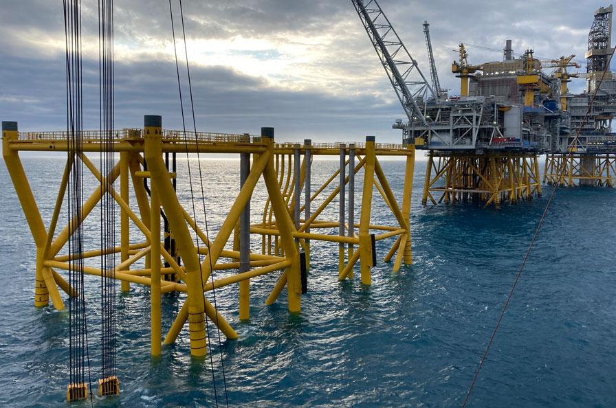 Increased production capacity for Johan Sverdrup full field