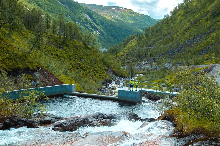 Leikanger Hydropower